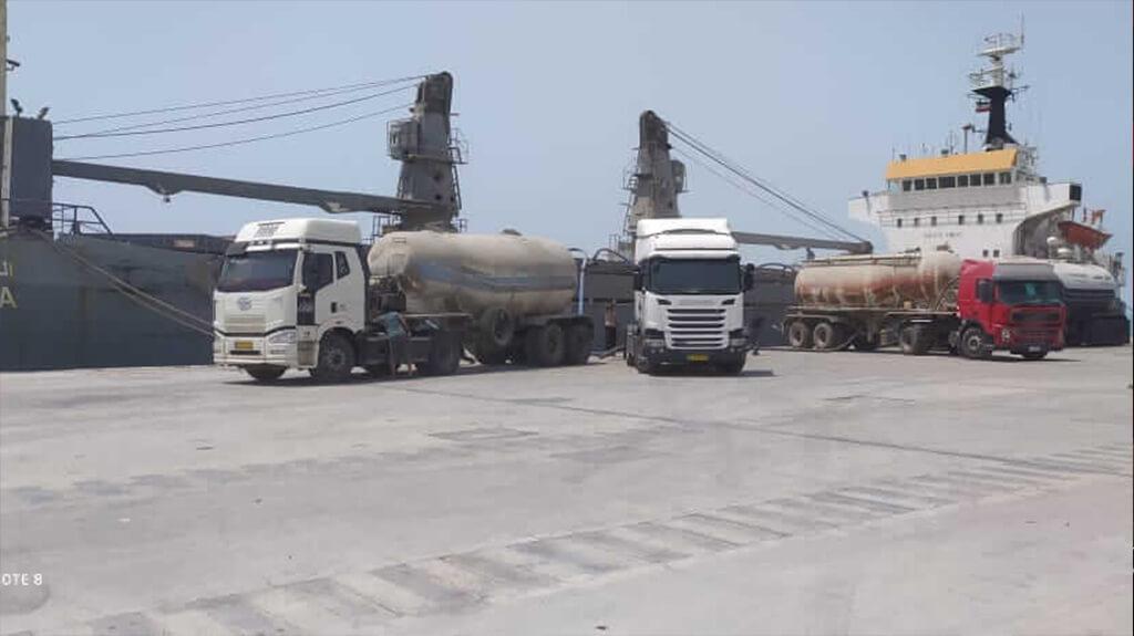 صادرات سیمان به مقصد کویت